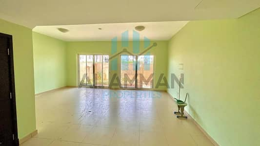 3 Bedroom Townhouse for Rent in International City, Dubai - 3 Bedroom Town House With Maid Room For Rent In Warsan Village