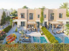 Magnificent  3 BR Villa with World-Class Lifestyle