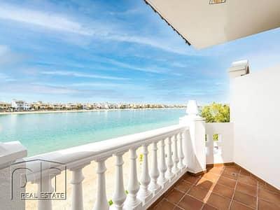 فیلا 4 غرف نوم للايجار في نخلة جميرا، دبي - Vacant | Fully Furnished | All Bills Inc