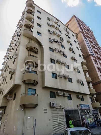 Shop for Rent in Al Nuaimiya, Ajman - Retail Shop or Office space for rent in Al Mesbah Building, Al Nuaimiya 2, Ajman