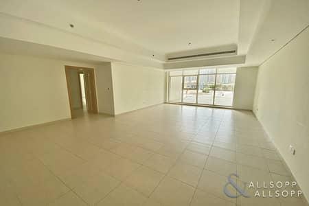 شقة 2 غرفة نوم للايجار في أبراج بحيرات الجميرا، دبي - Unfurnished | Two Bedroom | Low Floor