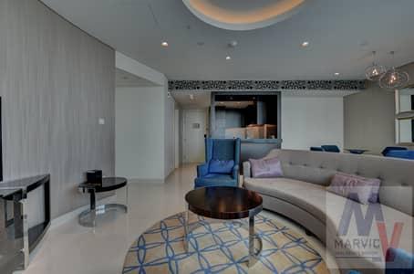 شقة 2 غرفة نوم للايجار في وسط مدينة دبي، دبي - Cheapest | Amazing 2 Beds | Downtown View|