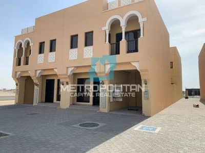 2 Bedroom Villa for Rent in Hydra Village, Abu Dhabi - Elegant Villa | Huge Majlis | Maids Room | Balcony
