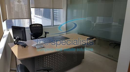 Fully Furnished Office Space in Mazaya BB2