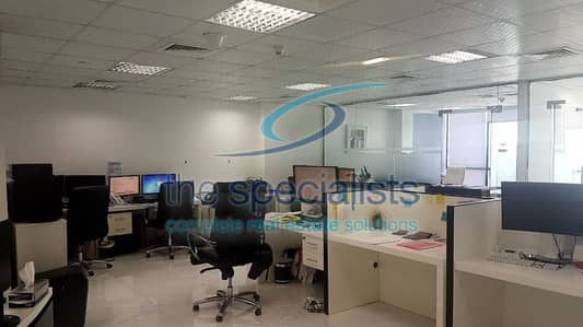 Fully Fitted office in Jumeirah Bay X2 Tower