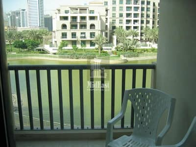 Studio for Rent in The Views, Dubai - Unfurnished  Studio  Stunning  Canal View