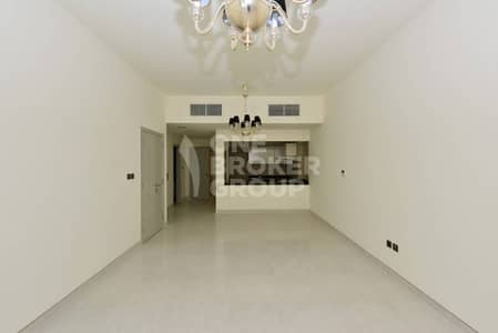 1 BR Ready to Move in Apartment