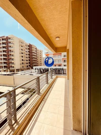1 Bedroom Apartment for Rent in Dubai Silicon Oasis, Dubai - SPACIOUS 1BHK APARTMENT+CLOSE KITCHEN AVAILABLE IN DSP. AED32K IN 4 CHEQUES