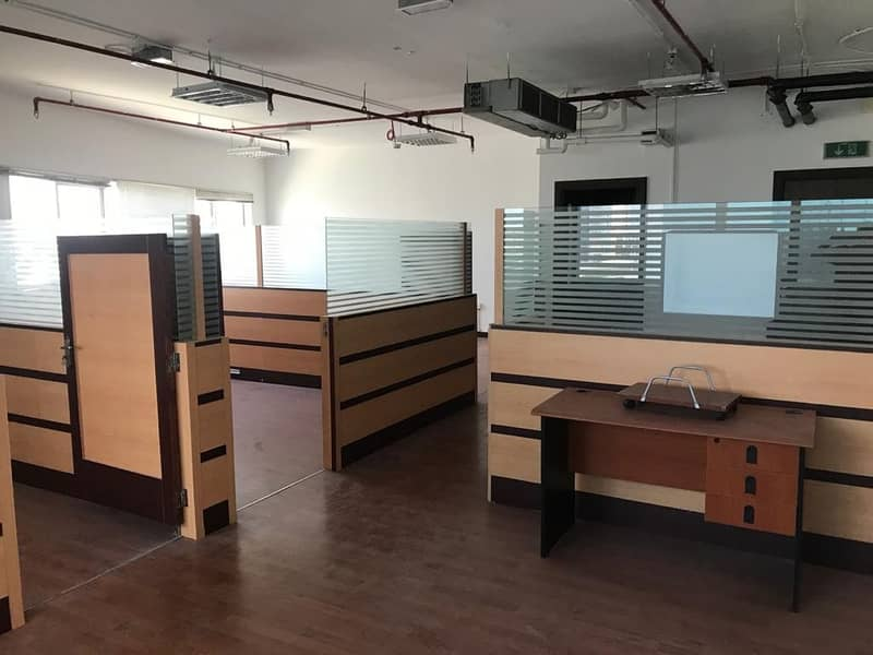 Fitted Office Space  | Chiller Free  | Further Discount