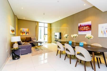 فلیٹ 2 غرفة نوم للبيع في مدينة ميدان، دبي - Fully Furnished | 2 Bed | Brand New | Meydan Avenue