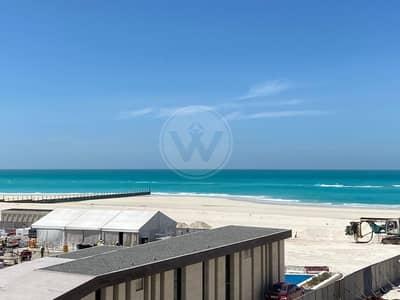 6 Bedroom Villa for Sale in Saadiyat Island, Abu Dhabi - Actual view - closest villa to the sea! Last villa