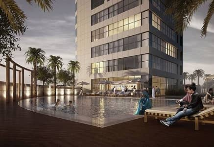 Opportunity to invest with a return of 8 to 10% per year in the heart of Dubai