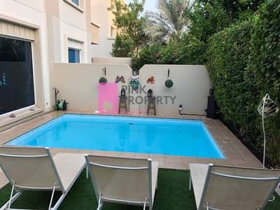 فیلا 5 غرف نوم للبيع في الريف، أبوظبي - Single row 5bed available in September