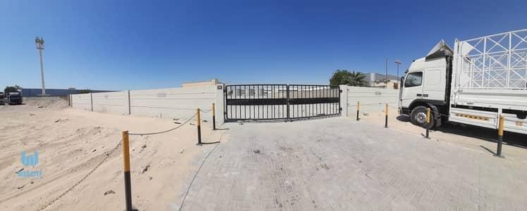 ارض تجارية  للايجار في القوز، دبي - COMMERCIAL PLOT ON MAIN ROAD/10 AED PER SQFT