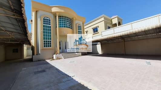 فیلا 6 غرف نوم للايجار في الروضة، عجمان - BIGGEST VILLA 6 BEDROOMS HALL MAJLIS OUT SIDE MULHAQ