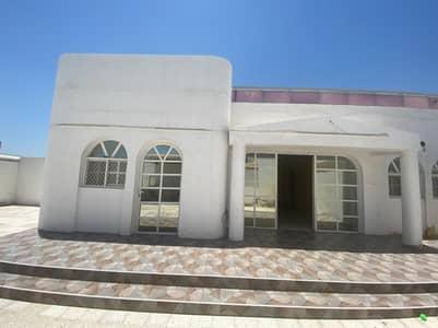 4 Bedroom Villa for Rent in Musherief, Ajman - Ground floor villa for rent  Ajman / Mushairef  4 rooms + large master boar