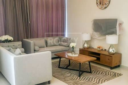 3 Bedroom Townhouse for Rent in Akoya Oxygen, Dubai - Furnished   3-Bed   Akoya Oxygen