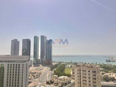 شقة 1 غرفة نوم للايجار في منطقة النادي السياحي، أبوظبي - Hot Offer   Brand New 1 BHK With Sea view  Parking