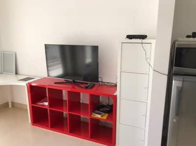 استوديو  للايجار في قرية جميرا الدائرية، دبي - Beautiful Furnished Studio Available in Noora Residence 1