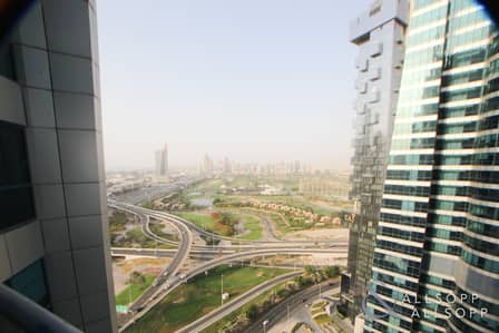 2 Bedroom Flat for Sale in Jumeirah Lake Towers (JLT), Dubai - Duplex | Two Bedrooms | Golf Course View
