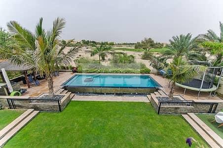 فیلا 6 غرف نوم للايجار في المرابع العربية، دبي - Exclusive | Upgraded | Golf Course Views | 6BR