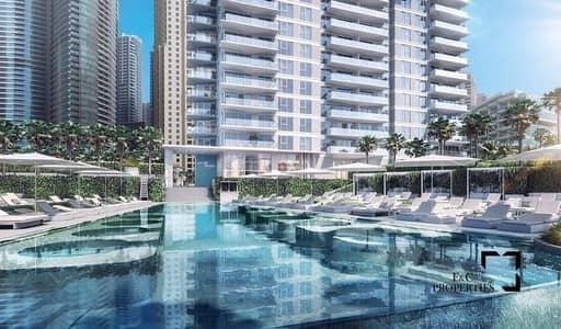 فلیٹ 1 غرفة نوم للبيع في جميرا بيتش ريزيدنس، دبي - Resale| 1 BR | High Floor | JBR View | 03 Unit