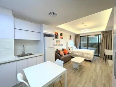 Studio for Rent in Jumeirah Village Circle (JVC), Dubai - BRAND NEW | EXQUISITE FURNISHED | STUDIO WITH BALCONY