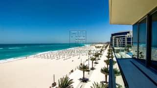 Fabulous 3BR+MaidRoom   2 Large Balcony With Sea View .