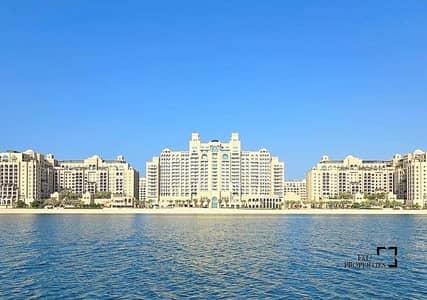 شقة 1 غرفة نوم للايجار في نخلة جميرا، دبي - Large Size | 1BR | South Tower | Sea View