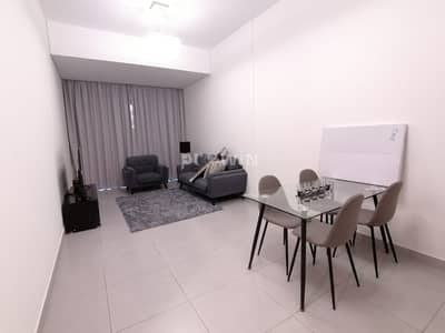 فلیٹ 1 غرفة نوم للايجار في أرجان، دبي - Huge Terrace   Luxurious  1BR Apt   Furnished  with  All Bills   Pay Monthly !!!