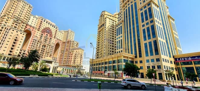 Studio for Rent in Dubai Silicon Oasis, Dubai - BEAUTIFUL FURNISHED STUDIO IN PALACE TOWER FOR RENT @ 22,000/-