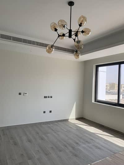 5 Bedroom Villa for Rent in Al Barsha, Dubai - New villa for rent in Barsha modern villa new with 5 bed + 2 hall + living