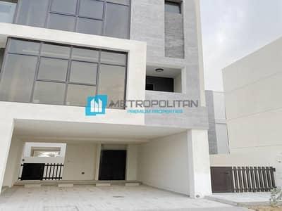 3 Bedroom Townhouse for Sale in DAMAC Hills (Akoya by DAMAC), Dubai - Brand New Townhouse I Fendi Style I Golf View