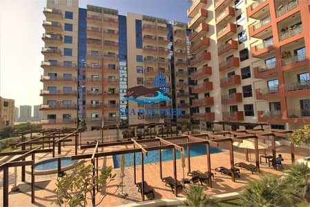 2 Bedroom Apartment for Sale in Al Furjan, Dubai - POOL VIEW   SPACIOUS 2 BEDROOM CHILLER FREE WELL MAINTAINED