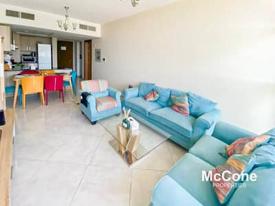 1 Bedroom Flat for Rent in Jumeirah Village Circle (JVC), Dubai - Genuine Listing | Fully Furnished | Modern Unit