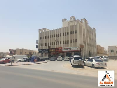 Building for Sale in Al Rawda, Ajman - Sale of a new building on the corner, Mujahra Street, with a full 9% income rate in Al Rawda 2 area in Ajman with the possibility of bank or cash financing