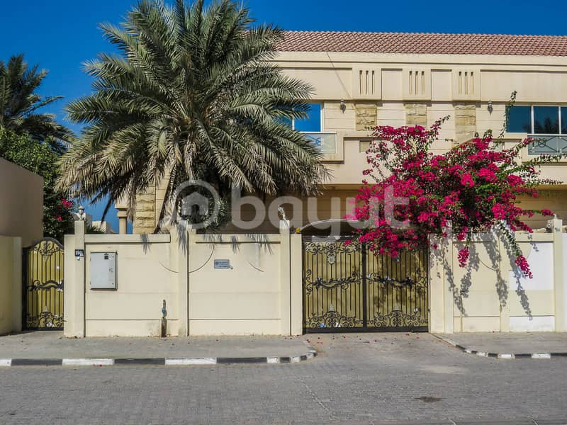 FOUR BEDROOM VILLA FOR RENT ON MAIN ROAD