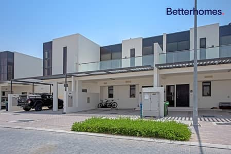 3 Bedroom Townhouse for Sale in Akoya Oxygen, Dubai - Golf View | Single Row | Middle Unit | Tenanted |