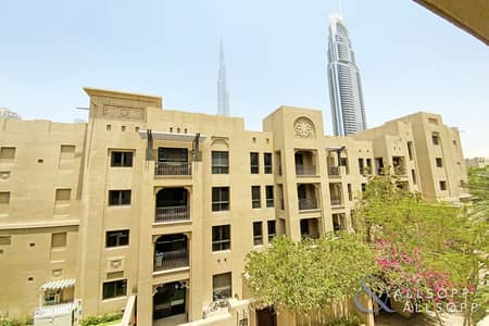 2 Bedroom Apartment for Sale in Old Town, Dubai - Exclusive | 2 Bed Plus Study | BK View