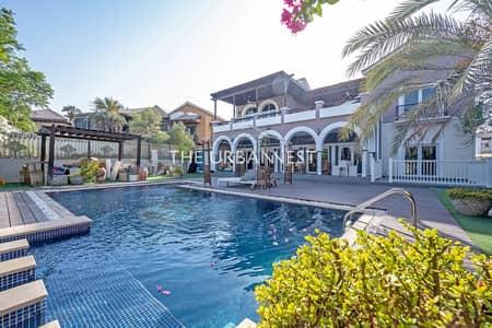فیلا 5 غرف نوم للبيع في ذا فيلا، دبي - Upgraded   Marbella   with Pool and Garden