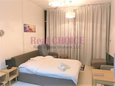 Studio for Rent in Al Furjan, Dubai - Fully Furnished| Chiller free| A like new| Best price ever