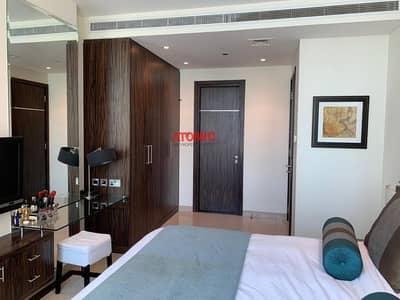 1 Bedroom Apartment for Rent in Jumeirah Lake Towers (JLT), Dubai - Fully furnished 1 BHK |Higher floor | Bonnington JLT