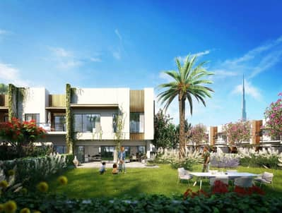 2 Bedroom Townhouse for Sale in Mohammed Bin Rashid City, Dubai - Resale   Available Now   2 Yrs PH PP   Single Row