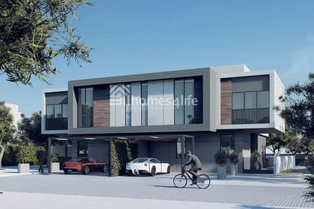 تاون هاوس 4 غرف نوم للبيع في دبي الجنوب، دبي - Luxury Living   4 BR Semi Detached Townhouse