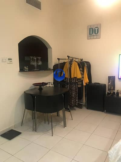 Studio for Rent in Dubai Silicon Oasis, Dubai - LAVISHLY FURNISHED STUDIO AVAILABLE FOR AED 3000/- MONTH