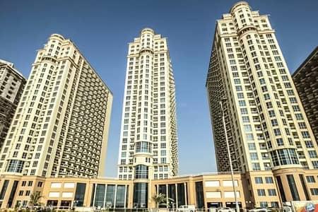 استوديو  للايجار في مدينة دبي للإنتاج، دبي - شقة في برج ذا كريسنت A ذا كريسنت مدينة دبي للإنتاج 19000 درهم - 5172237