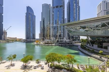 1 Bedroom Apartment for Rent in Jumeirah Lake Towers (JLT), Dubai - Furnished | Beautiful Lake View | Bright