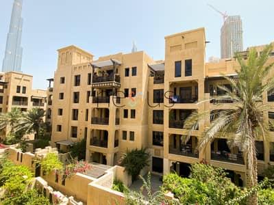 فلیٹ 1 غرفة نوم للبيع في المدينة القديمة، دبي - Spacious Apartment with Balcony And Burj Khalifa View