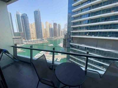 شقة 1 غرفة نوم للبيع في دبي مارينا، دبي - شقة في برج سيلفرين دبي مارينا 1 غرف 1445000 درهم - 5172138