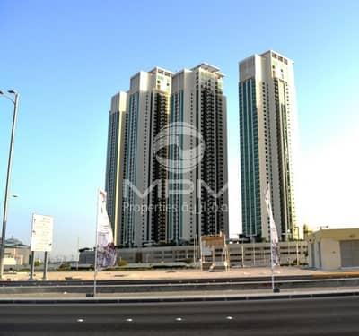 2 Bedroom Flat for Rent in Al Reem Island, Abu Dhabi - Spacious